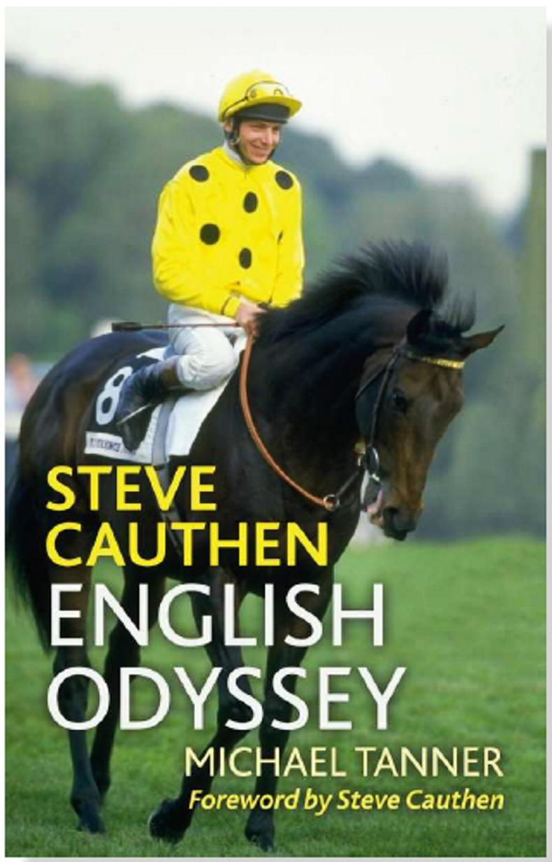 This Steve Cauthen biography is Oh So Sharp