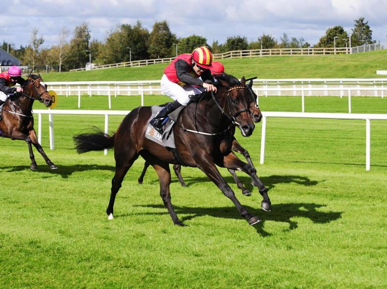 Lavery sights set on Jersey run for Belle Image