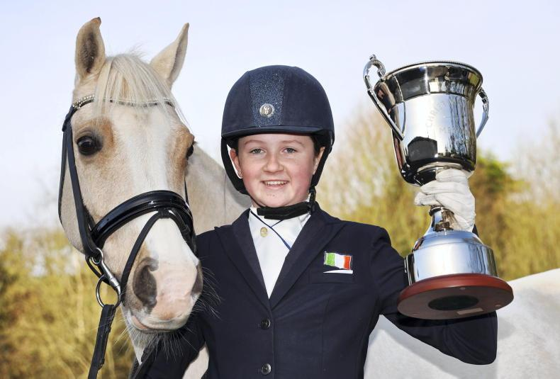 DRESSAGE: Doubles for Smallman and Frayling