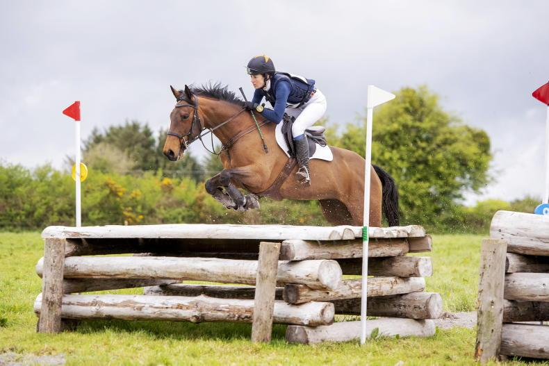 EVENTING: O'Neill delivers the goods on Waverley