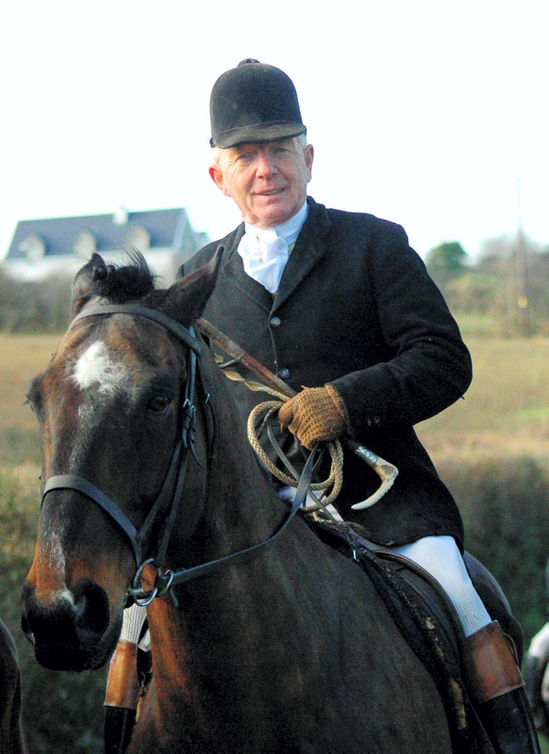 APPRECIATION:  Michael Higgens - a true horseman, hound man, and gentleman