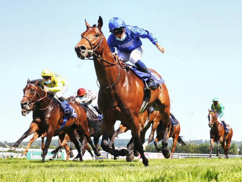 FRANCE PREVIEW:  Victor set for third Group 1 victory