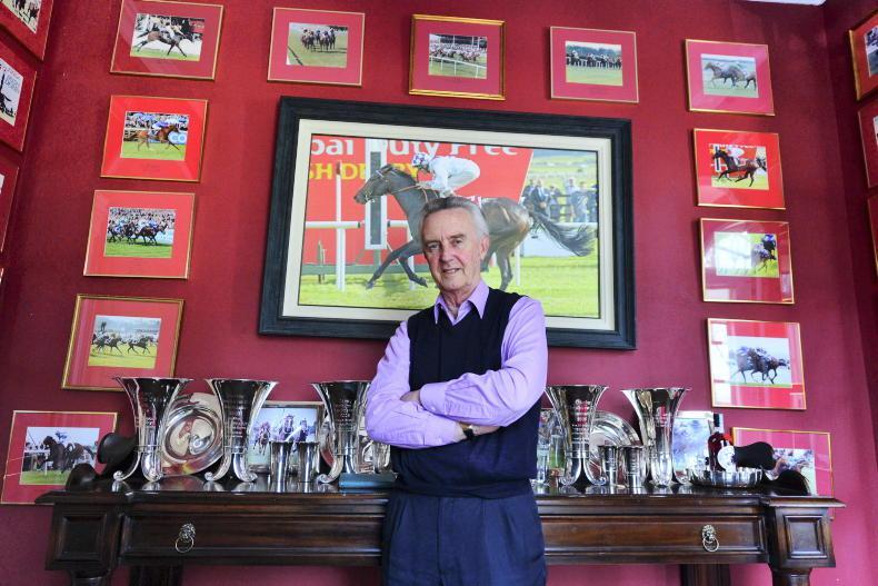 NEWS: Mac Swiney all set for Epsom date