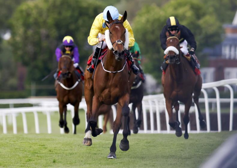 BRITAIN: Cadran dreams alive for Lismore after Henry II romp