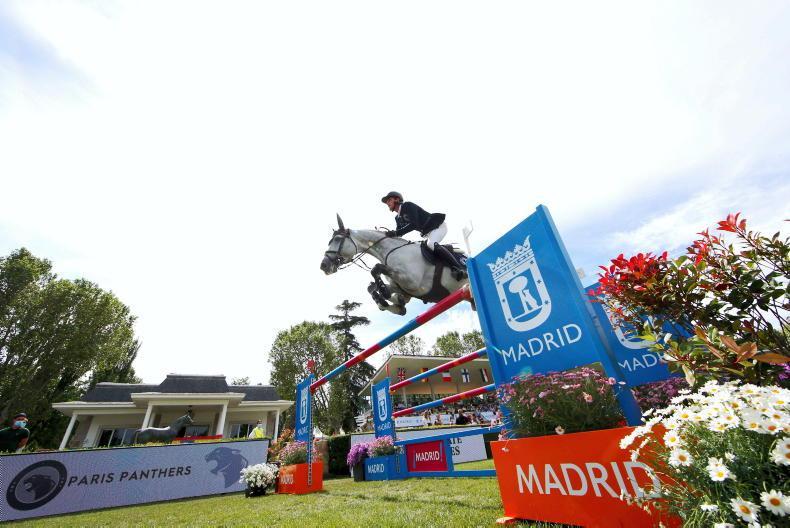 INTERNATIONAL: Kenny third in Madrid GCT