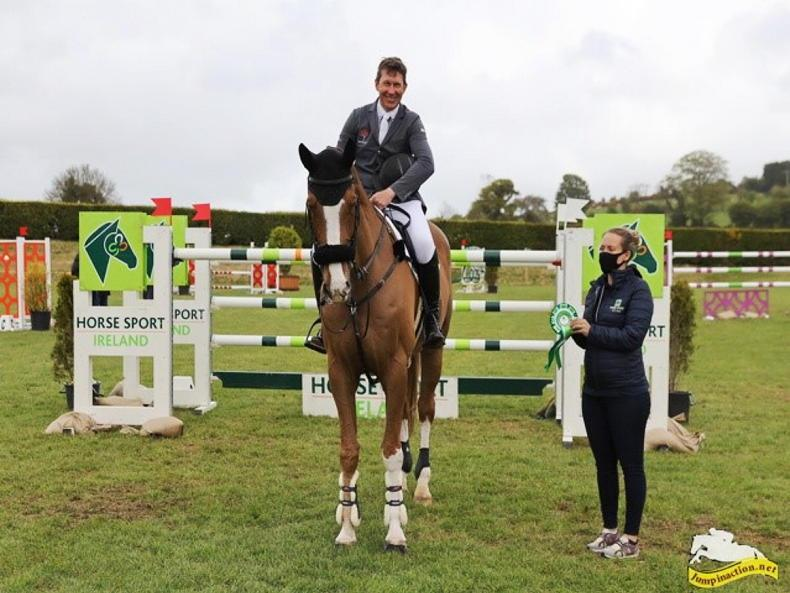 SHOW JUMPING: Hilton Pacato delivers Premier victory for McMahon