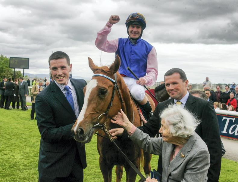 LOOKING BACK: Just reward for a special filly
