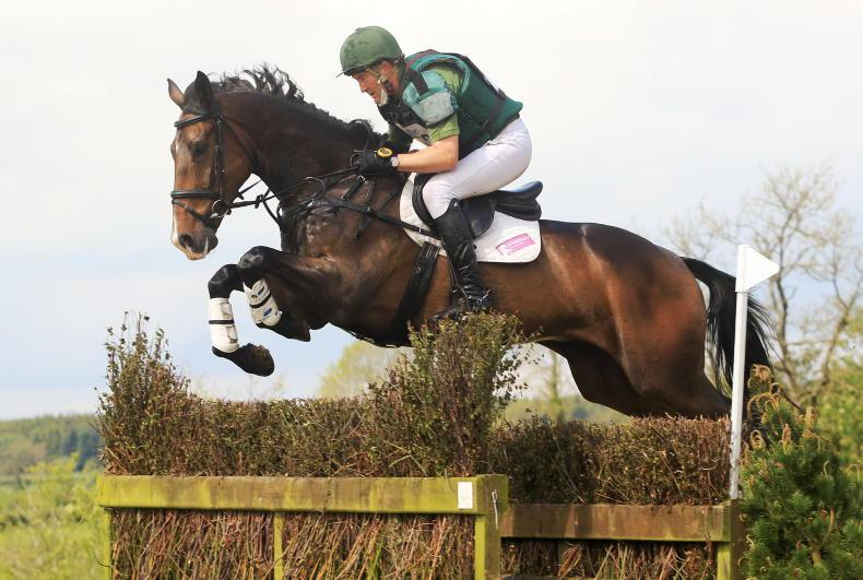 EVENTING: Smith rolls Diceman to win