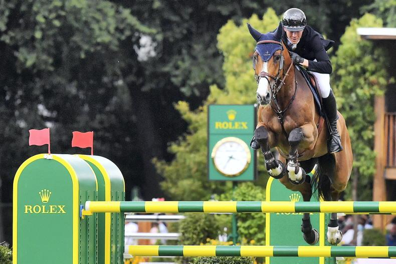 INTERNATIONAL: Rome Grand Prix victory for Germany's Will