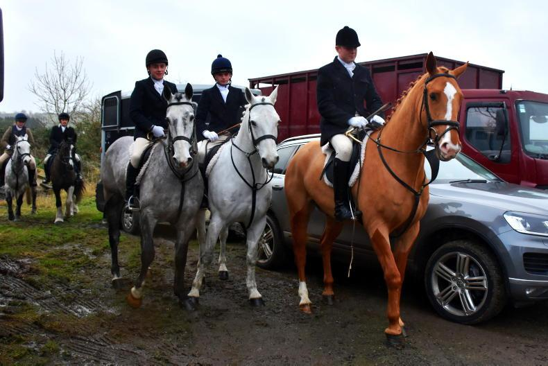 PONY TALES: Twins brush up their racing skills