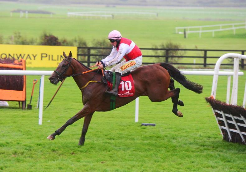 KILBEGGAN SUNDAY: Young Ted ready to go chasing