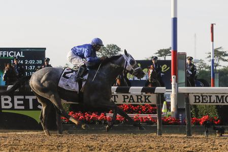 Essential Quality adds Belmont Stakes to memorable haul for Godolphin