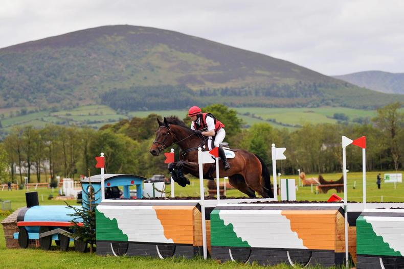 MILLSTREET INTERNATIONAL: Four-star win for McNally and Eclipto (ISH)