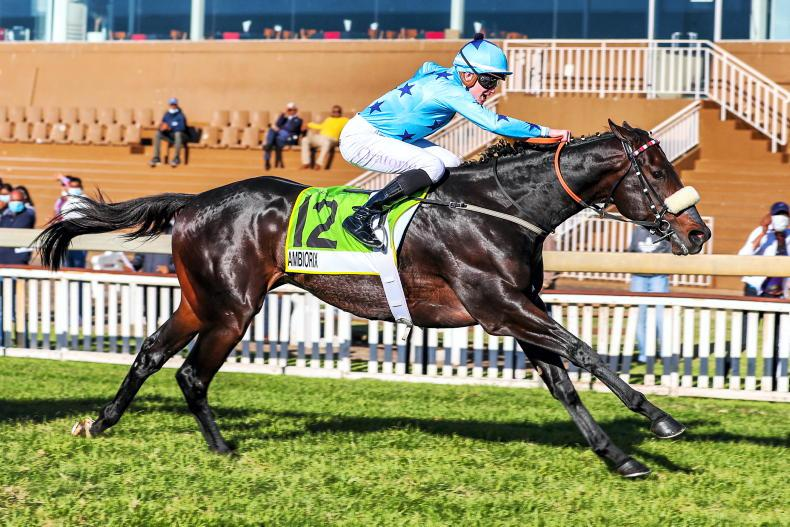 SOUTH AFRICA: Ambiorix delights Burns with Group 1 win
