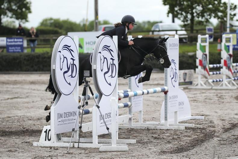 SHOW JUMPING: Rush siblings win pony championships