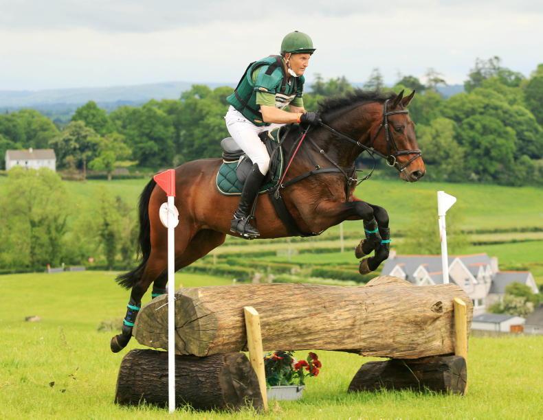 EVENTING: Smith lands Glaslough treble