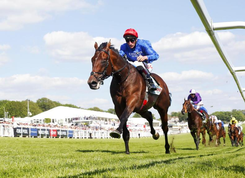 TIME WILL TELL:  Impressive Adayar a triumph for Kirby