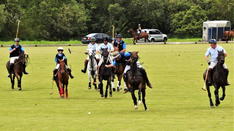 POLO: Summer season of polo opens in Wexford at Bunclody