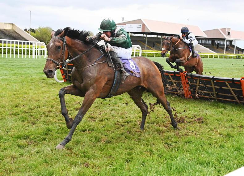 WEATHERBYS ITBA NH FILLIES BONUS: Having a right Merry time