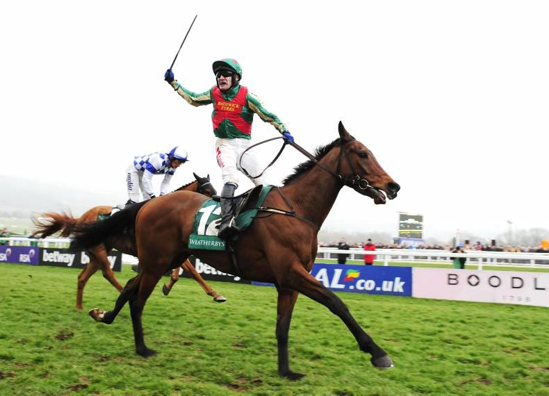 CHELTENHAM: Monster gambles lands on Moon