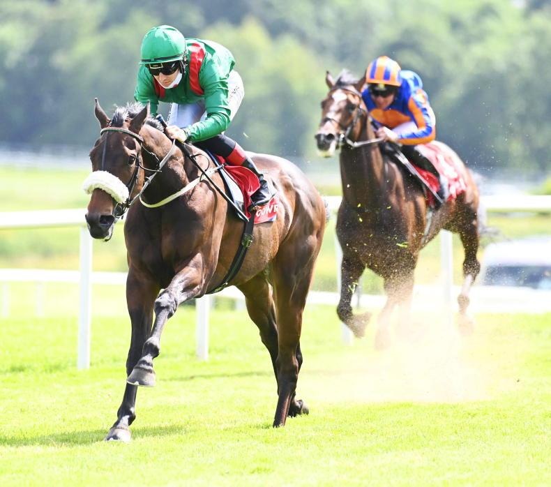 GOWRAN PARK MONDAY: Keane at the double