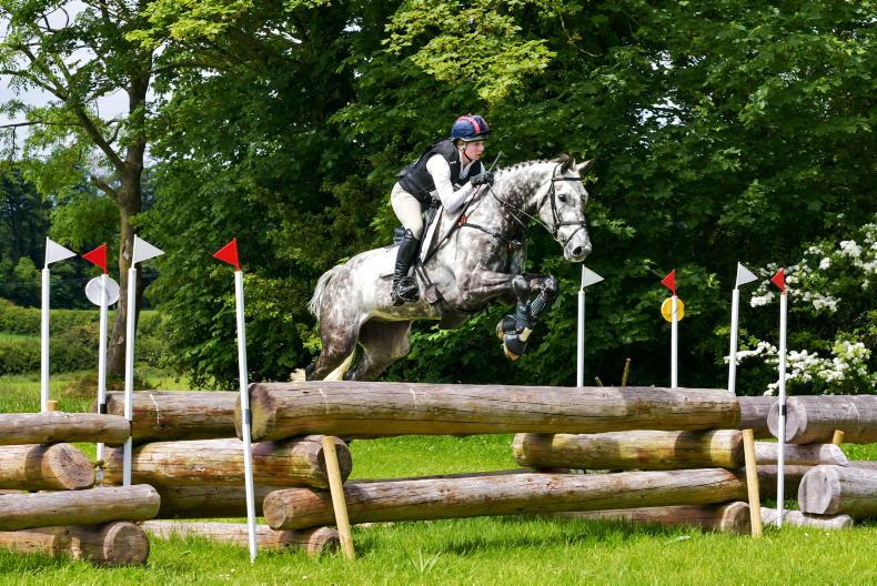 EVENTING: Beale King proving quite the Superstar