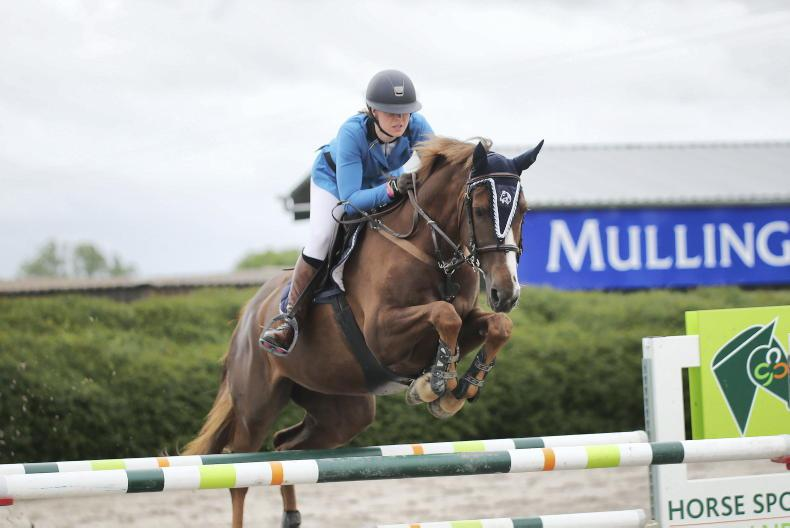 RDS QUALIFIERS: Derwin does the double in Mullingar