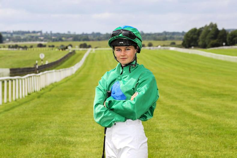 PARROT MOUTH: Apprentices get their Derby