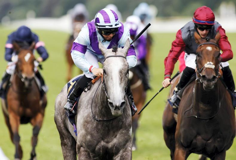 ROYAL ASCOT WEDNESDAY: Loughnane hits one-two in Kensington Palace