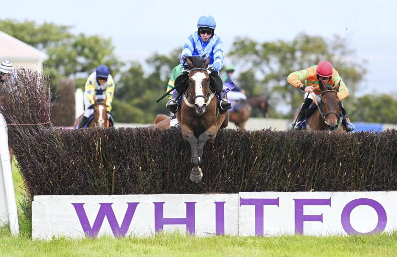 WEXFORD WEDNESDAY: O'Connor repeats for second double