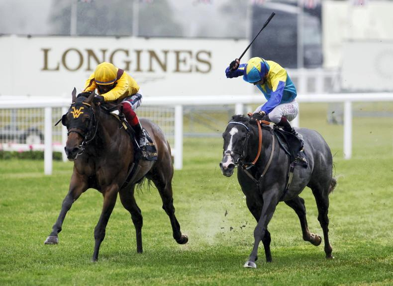 ROYAL ASCOT FRIDAY: Controversy as Campanelle wins in stewards' room