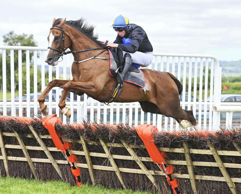DOWN ROYAL FRIDAY: Well backed Blackstair lands the bets with facile win
