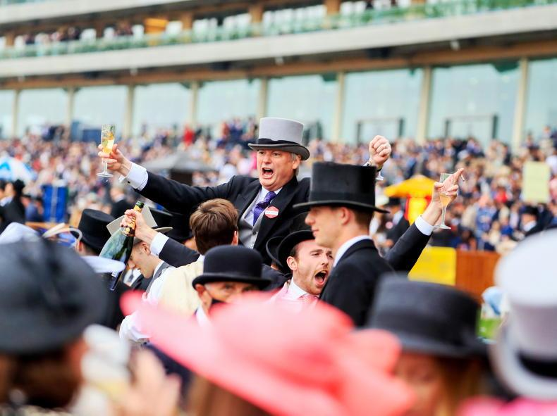 ROYAL ASCOT REVIEW: Six of the best will do nicely