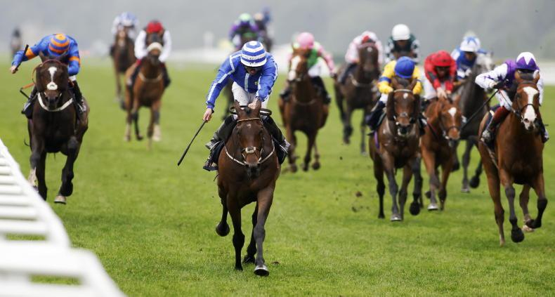 ROYAL ASCOT SATURDAY: Point Lonsdale as good as any juvenile winner