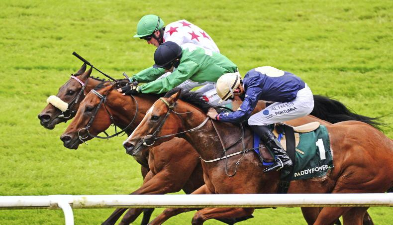 CURRAGH SUNDAY: Back Beat to go one better in the Rockingham
