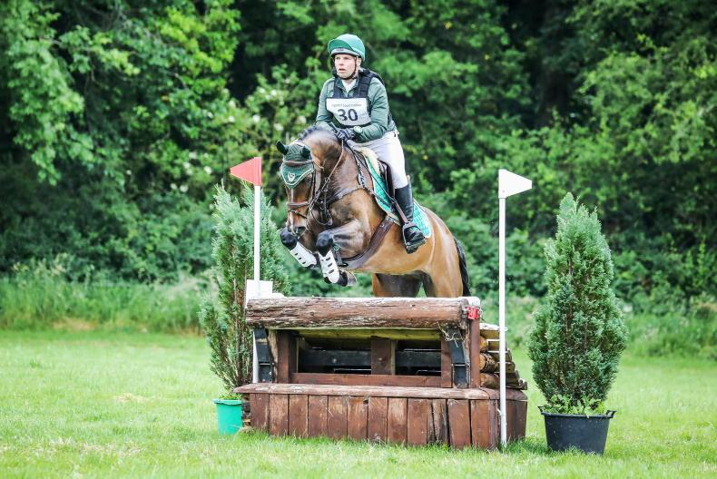 EVENTING: Fraser lands Grove double