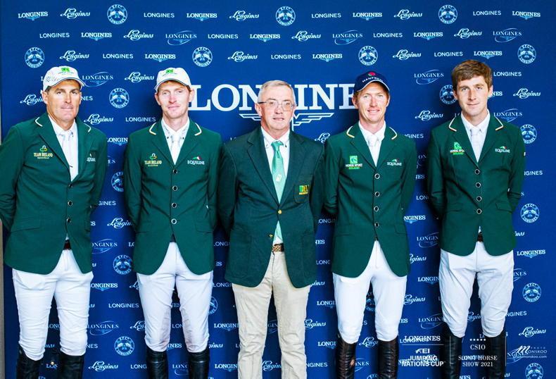 INTERNATIONAL: Ireland third in Sopot Nations Cup