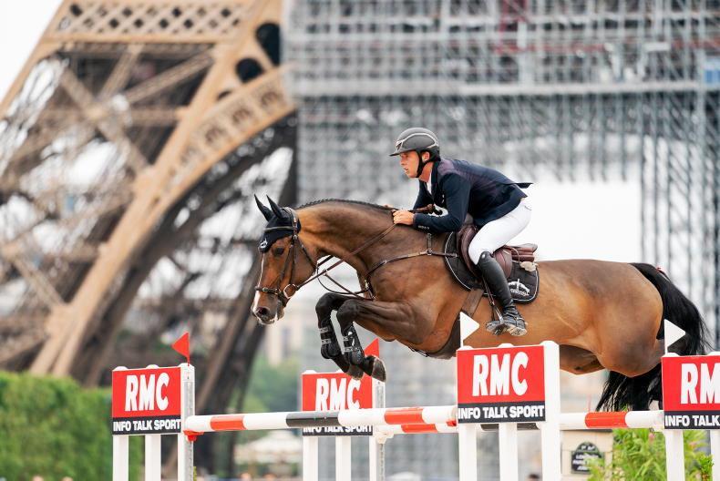 INTERNATIONAL: Lucky Paris strikes again for Allen