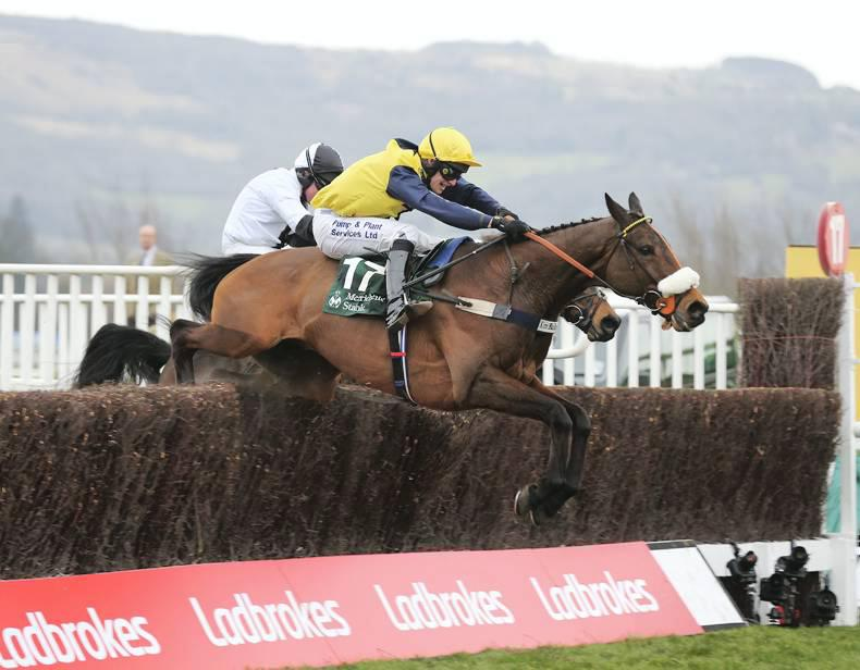 CHELTENHAM: Bailey back in the big time