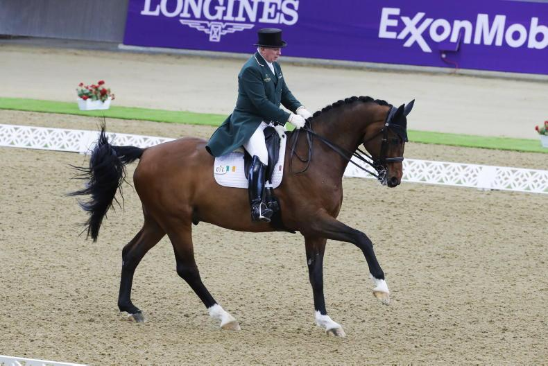 NEWS: Second dressage appeal taken by senior riders not upheld