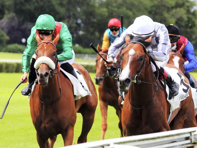 Broome sweeps aside Saint-Cloud field for first Group One triumph