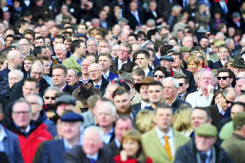 Racecourses in England set to welcome return of full crowds