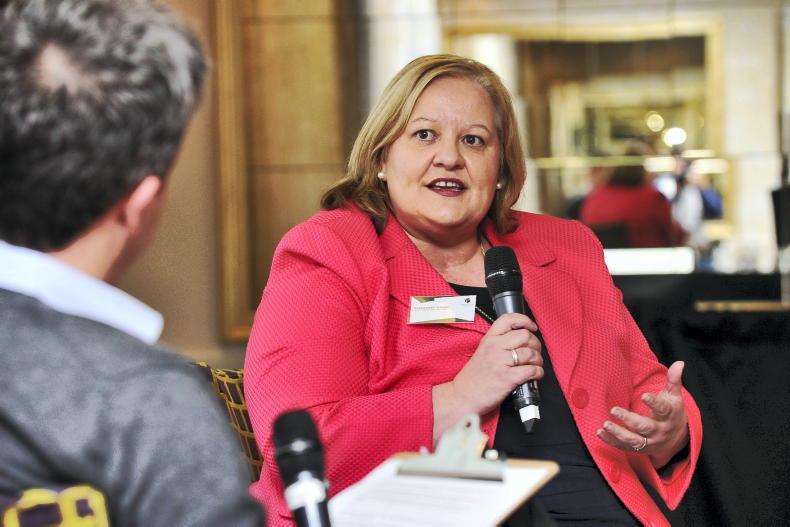 NEWS: Suzanne Eade to succeed Brian Kavanagh as HRI chief