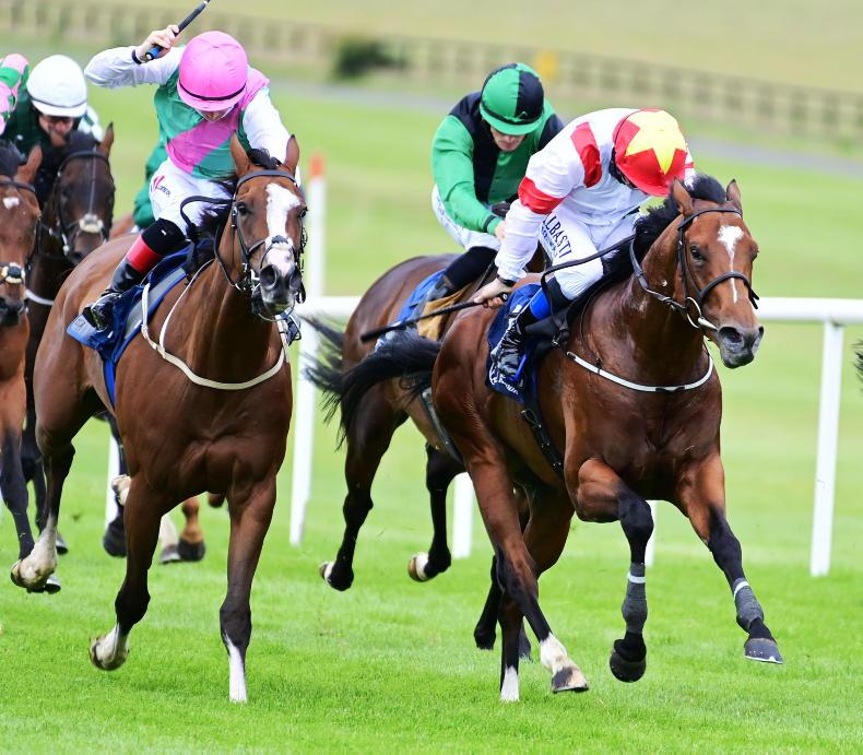 NAAS SATURDAY: Legend leaves with a battling sucess