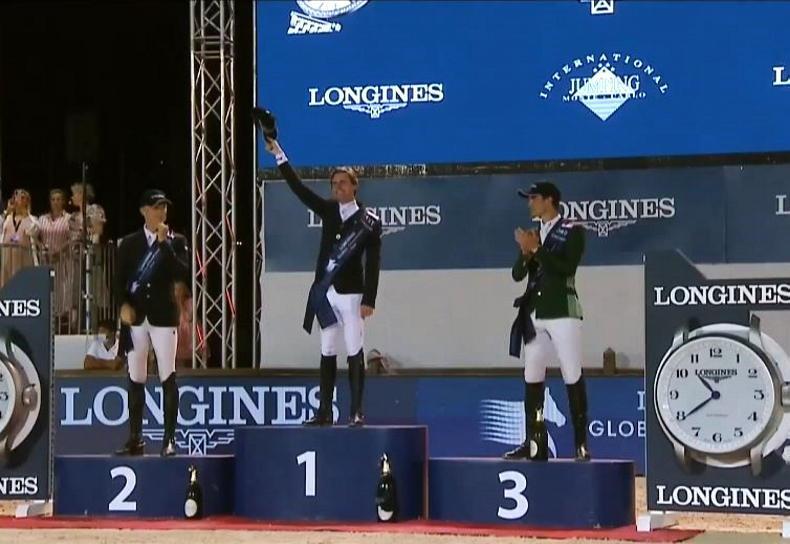 INTERNATIONAL: Kenny spins major win in Monte Carlo