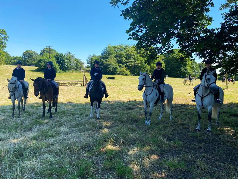 PONY TALES: Camp a treat for Limerick pony clubbers