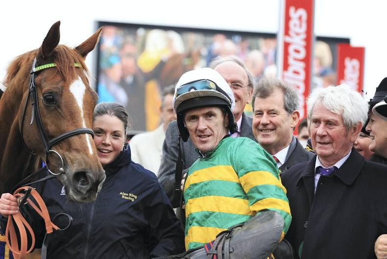 CHELTENHAM:  Hats off to JP McManus