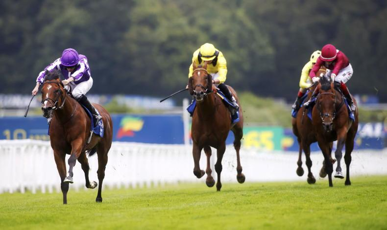 TIME WILL TELL: St Mark's turn of foot wins the day after steady early pace