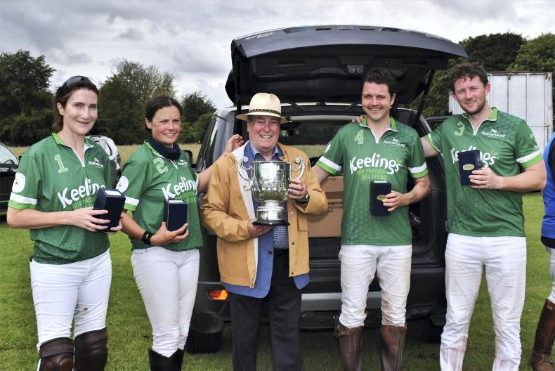 POLO: Competitive polo returns to the AIPC in Phoenix Park