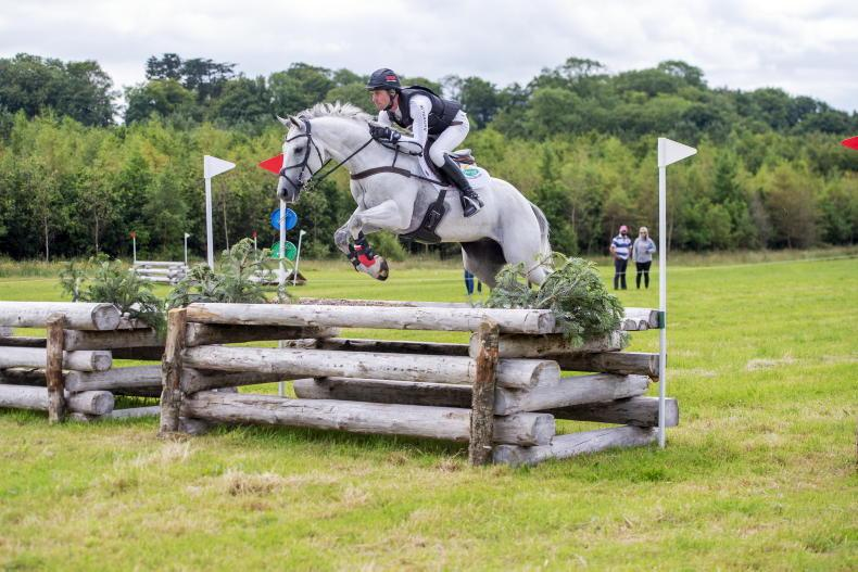 EVENTING: Calmaro back on winning form for Murphy